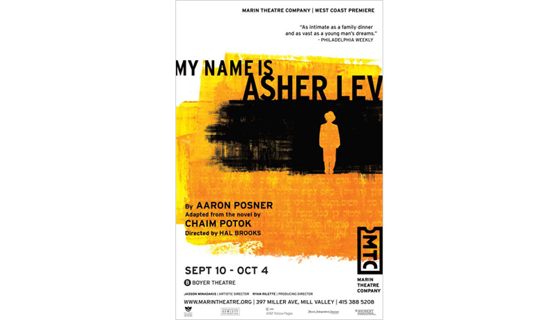 <strong style='color:black; font-style:normal;'>Marin Theatre Company</strong><br /><span style='color:black; font-style:normal;'>Asher Lev</span>